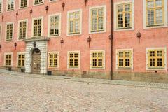 Stenbockska Palace Stock Photo