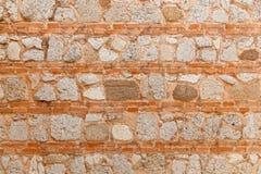 Stendel av väggen Arkivbild