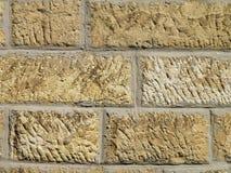 Stenditura dei blocchetti della pietra Fotografia Stock Libera da Diritti