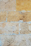 Stenditura di una pietra liscia Fotografie Stock Libere da Diritti
