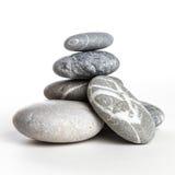 stenen Stock Afbeelding