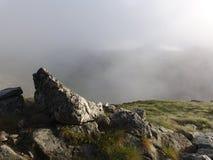 Stenen in Alpen Royalty-vrije Stock Foto's