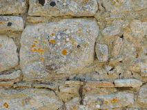 Stenen en rotsen in openlucht Stock Afbeelding