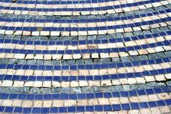 Stenen en tegels Stock Afbeeldingen