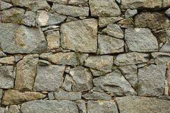 Stenen - graniet Royalty-vrije Stock Foto's