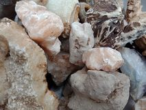 Stenen met textuur geweven behang als achtergrond, strand Oceaan stock foto