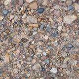 Stenen naadloze textuur voor achtergrond Stock Afbeelding