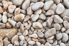 Stenen op de kust Royalty-vrije Stock Foto's