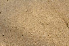 Stenen op het zand royalty-vrije stock afbeeldingen