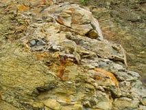 Stenen. Textuur. royalty-vrije stock fotografie