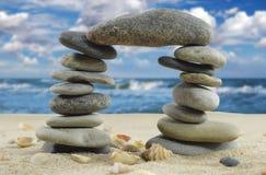 Stenen utfärda utegångsförbud för Royaltyfri Bild