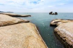 Stenen vaggar Fotografering för Bildbyråer