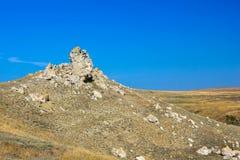 Stenen vaggar och sätter in Royaltyfri Foto