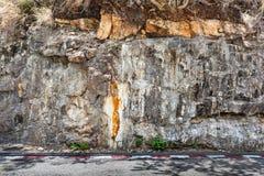 Stenen vaggar textur Royaltyfri Foto