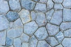 Stenen vaggar väggen Arkivfoton