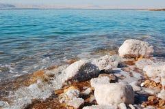 Stenen van zout Stock Afbeelding