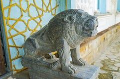 Stenförmyndaren Royaltyfri Fotografi