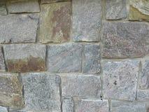 Stenformer på texturerad bakgrund för cement abstrakt begrepp Fotografering för Bildbyråer