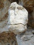 Stenframsidan på vaggar Royaltyfri Foto