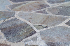 Stenhälluteplats Arkivfoton