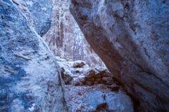 Stenhammar ruins Stock Images