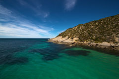 Stenhouse Bay. HDR Image - Stenhouse Bay, Innes National Park, Yorke Peninsula, South Australia Stock Photography