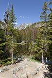 stenig bergnationalpark Royaltyfri Bild
