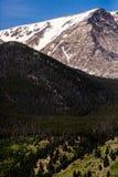 Stenig bergnationalpark Arkivbilder