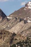 Stenig bergnationalpark Royaltyfri Fotografi