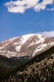 Stenig bergnationalpark Arkivbild