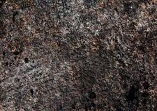Stenig jordning Arkivbild
