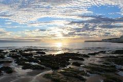 stenig kust Royaltyfria Bilder