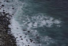 stenig kust Royaltyfri Foto