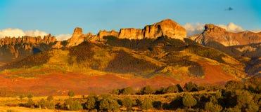 steniga berg Royaltyfri Fotografi