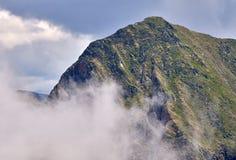 Steniga berg av Rumänien Fotografering för Bildbyråer