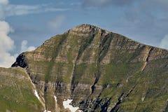 Steniga berg av Rumänien Royaltyfria Foton