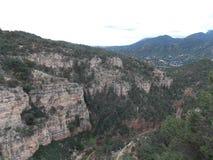 Steniga berg för sommar Royaltyfri Bild
