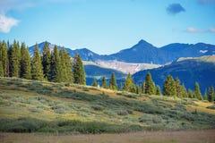 steniga colorado berg Arkivbilder