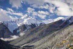steniga colorado berg Royaltyfria Foton