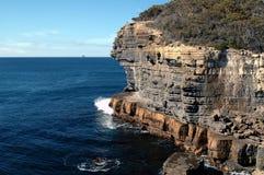 steniga klippor Arkivbilder