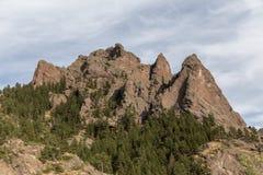 steniga montana berg Fotografering för Bildbyråer