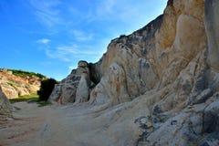 Stenkanjon, söder av Kina Arkivfoto
