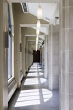 Stenkorridor Royaltyfria Foton