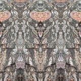 Stenmodell Royaltyfria Bilder
