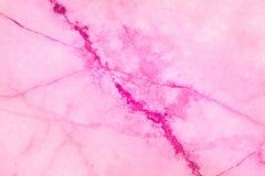 Stenrosa färger marmorerar, marmorerar textur, marmorerar yttersida, stenen för des Fotografering för Bildbyråer