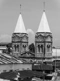 Stenstad i Zanzibar royaltyfri foto