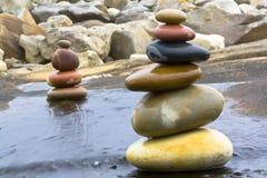 stenstenar Arkivfoto