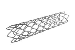Stent Stock Photo