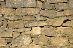stentexturvägg Arkivbild
