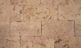 stentexturvägg Royaltyfria Bilder